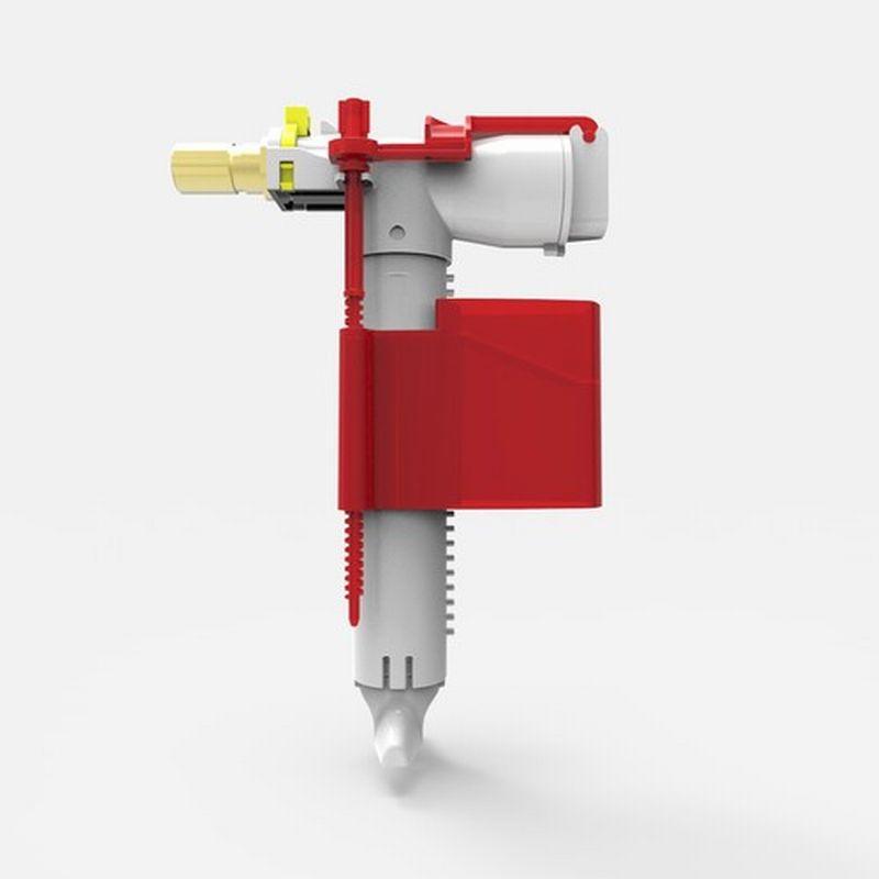 připojení ovládacího ventilu